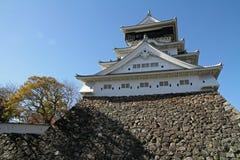 Kokura slott Royaltyfria Bilder