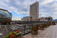 Kokura station Arkivbild