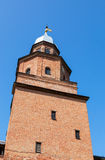 Kokuytoren in Novgorod het Kremlin (Rusland) Royalty-vrije Stock Fotografie