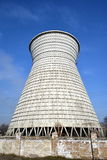 Kol för lagringslager till kraftverk Arkivbild