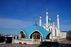 Kol Sharif, Kazan het Kremlin, Kazan Rusland royalty-vrije stock afbeeldingen