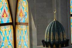 Kol Sharif, Kazan het Kremlin, Kazan Rusland stock foto