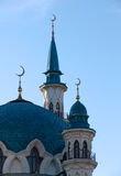 Kol Sharif mosque 07. Kol Sharif mosque and museum islamic in Kazan royalty free stock images