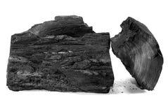 Kol som isoleras på vit royaltyfria foton