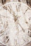 Kolaż zegary z szorstką mieszanką Obraz Royalty Free