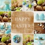 kolażu Easter wizerunków rozmaitość Zdjęcie Stock