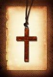 kolażu krzyż Zdjęcie Stock