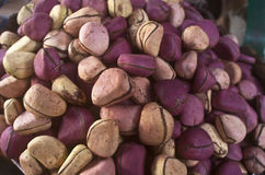 Kola nuts Stock Photography