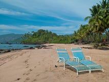 Kola plażowy Goa obraz royalty free