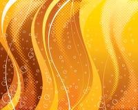 Kolabaum-Hintergrund lizenzfreie abbildung