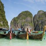 Kolae, Ko发埃发埃李,泰国 图库摄影