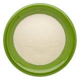 Kolagen proteiny proszek obraz stock