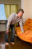 kolano ból Fotografia Stock