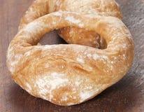 Kolatch - pain russe traditionnel image libre de droits