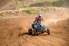 Kolchin Dmitry 3, ATV-sport photo libre de droits