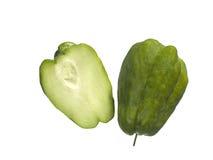 kolczochów choko organicznie bonkrety warzywo Obraz Stock
