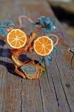 Kolczyki domowej roboty od polimer gliny Zdjęcie Royalty Free