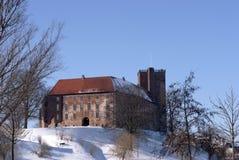 Koldinghus royalty free stock photography