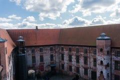 Koldinghus slott av Kolding i Danmark Fotografering för Bildbyråer