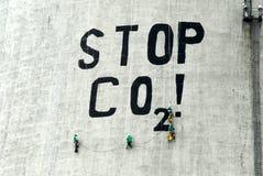 koldioxid Arkivbild