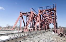 kolej bridge Obraz Stock
