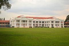 Malay College Kuala Kangsar royalty free stock photos