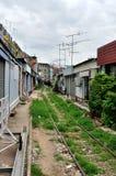 kolej tajlandzka fotografia royalty free