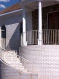 kolejka do domu obrazy stock