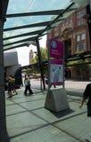 Kolejowa Suare autobusowa wymiana Sydney Zdjęcie Stock
