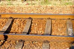 kolejowi ślada obraz stock