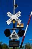 Kolejowi sygnały Obraz Stock