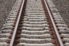 kolejowy Thailand Obraz Royalty Free