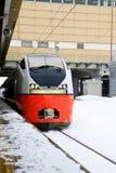 Kolejowy transport Obraz Royalty Free