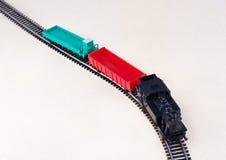 kolejowy transport Zdjęcie Stock