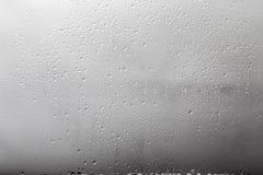 kolekci kropel natury deszczu okno zdjęcia royalty free