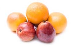 kolekci owoc Fotografia Stock
