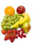 kolekci owoc Zdjęcia Stock
