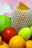 kolekci owoc Zdjęcie Royalty Free