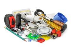 Kolekcj narzędzia Zdjęcia Stock