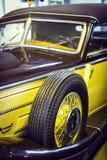 Kolekcja historycznie zna Monachium i pojazdy Odtransportowywa Muzealnego Deutsches muzeum Verkehrszentrum obrazy royalty free