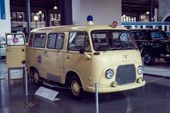 Kolekcja historycznie zna Monachium i pojazdy Odtransportowywa Muzealnego Deutsches muzeum Verkehrszentrum zdjęcia royalty free