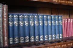 Kolekcja Jane Austen powieści Fotografia Stock