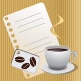 Kolekcja kawowi wektorowi graficzni projekty ilustracja wektor