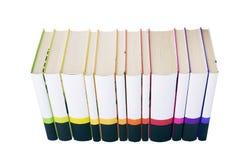 kolekcja książek Obraz Royalty Free