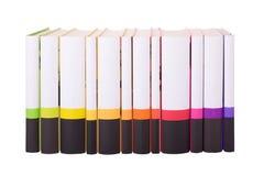 kolekcja książek Zdjęcie Royalty Free
