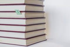 Kolekcja książki Zdjęcie Stock
