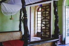 Kolekcja Menezes Braganza Pereira dom, India fotografia royalty free