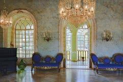 Kolekcja Menezes Braganza Pereira dom, India obraz stock
