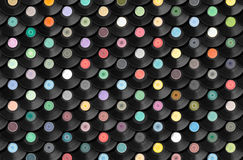 kolekcja rejestr Fotografia Stock