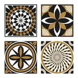 Kolekcja roczników Ornamentacyjni wzory ilustracji